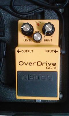 Overdrive Boss OD-3 (VENDIDO)