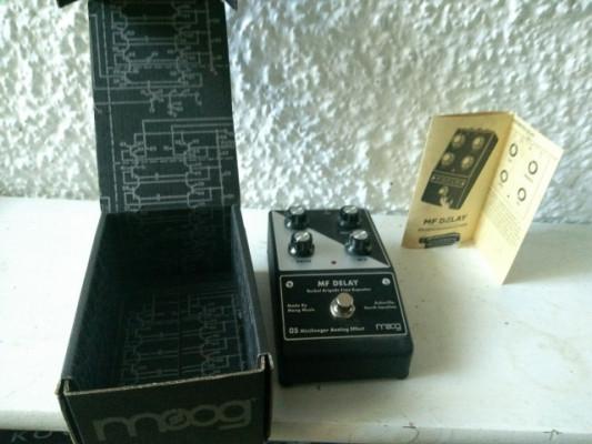 Moog Minifooger MF DELAY
