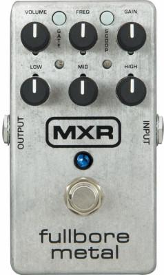 Pedal guitarra MXR M-116 FULLBORE METAL