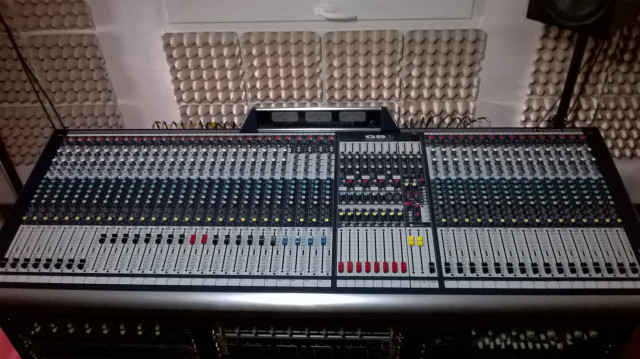 SOUNDCRAFT  GB8 40 canales