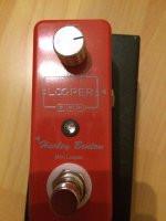 Harley Benton Mini Looper -Envio incluido-
