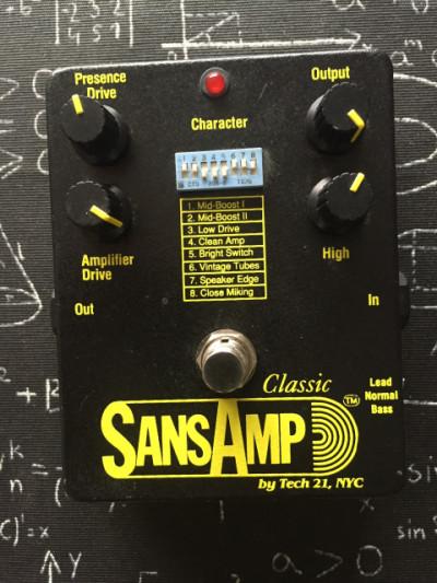 Sansamp Classic