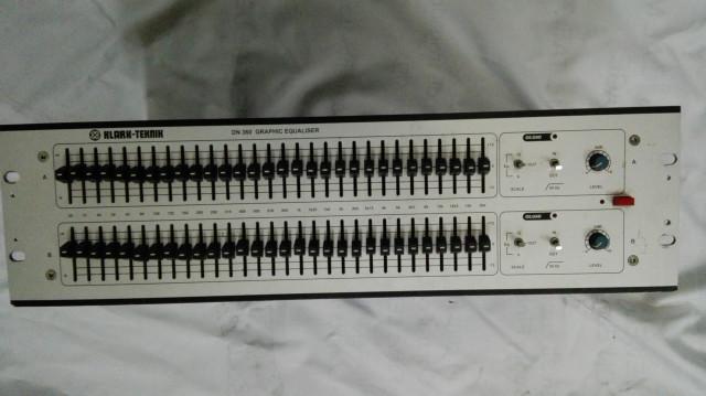 Ecualizador Klark Teknik DN-360
