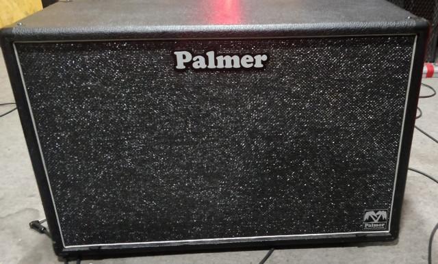 Pantalla Palmer con Celestion G12H75 y Vintage 30