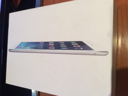 iPad Air 32gb wifi caja Acsesorios