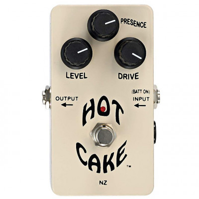 Crowther Audio Hotcake distortion
