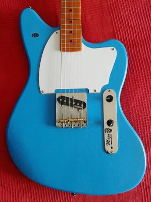 Telecaster Telemaster Esquire Mojo Guitars