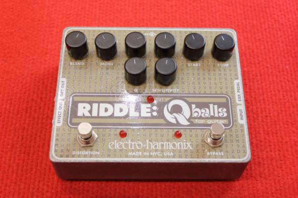 EHX Riddle Q-Balls