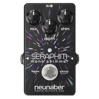 Pedal Seraphin mono shimmer
