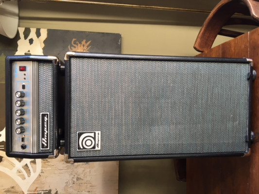 Ampeg VR Micro