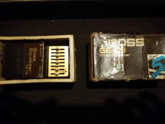 Vendo/cambio Boss GE-7b