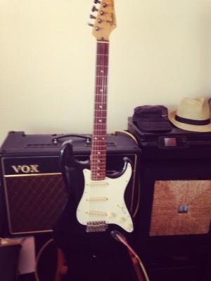 Fender Stratocaster Japonesa