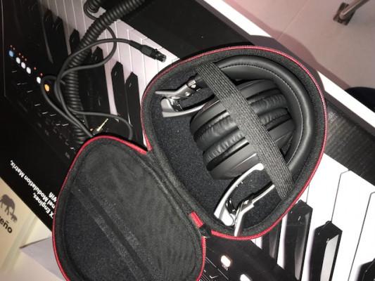 Auriculares Pioneer HDJ 2000 MK2