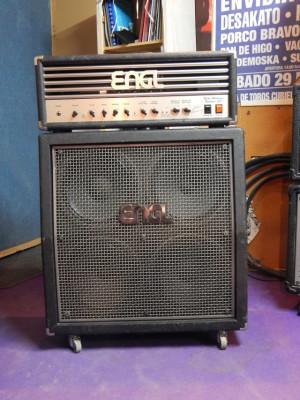 Cabezal ENGL E650 Ritchie Blackmore + Pantalla ENGL 4x12