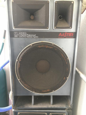 Master Audio Design M-250