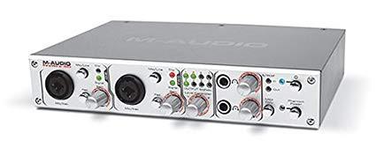 Vendo interface de audio M-Audio FireWire
