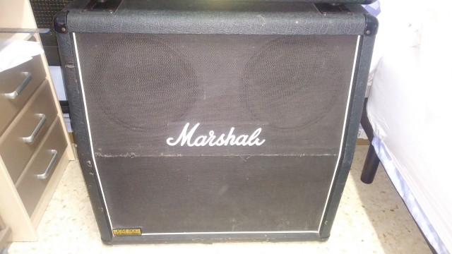 """Marshall 4x12"""" 1960 Lead JCM 900"""