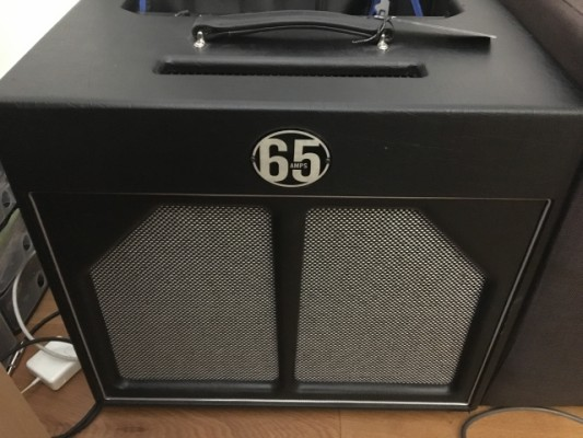 65 Amps / Friedman - The Whiskey Combo