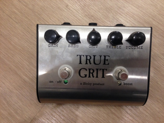 Overdrive Boost True Grit