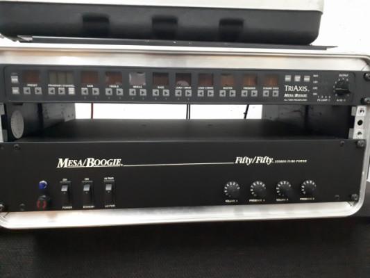 Amplificador MESA BOOGIE