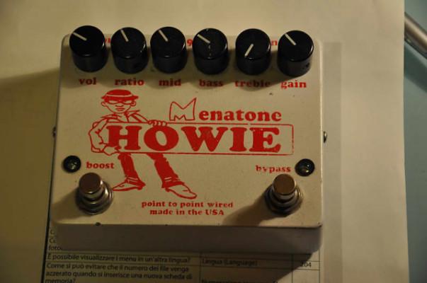 Menatone Howie 2006 handwire Dumble