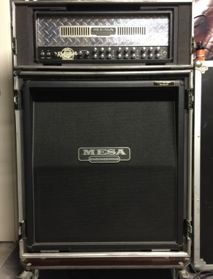 MESA BOOGIE TRIPLE RECTIFIER (((REGALO LOS FLIGHT CASE)))