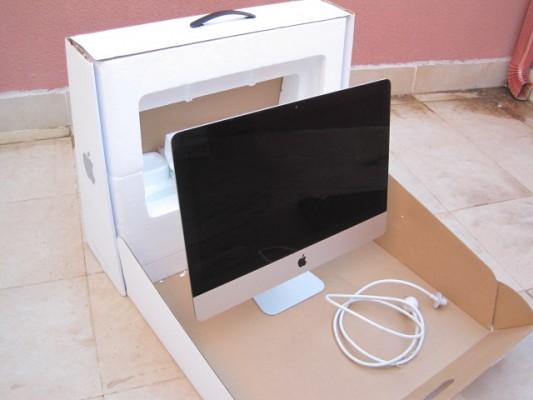 Imac 21,5 de 2012 ultra fino hasta con 16Gb RAM