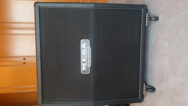 Mesa Boogie pantalla 4x12
