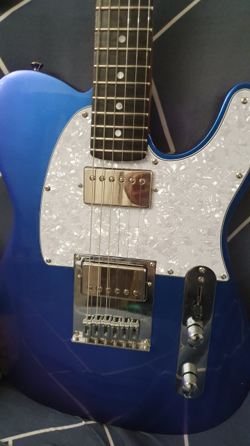 Telecaster made in spain