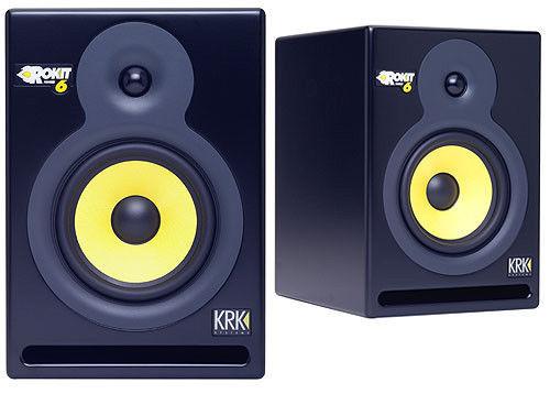 KRK Rockit Powered 6 G1 (los mejores)