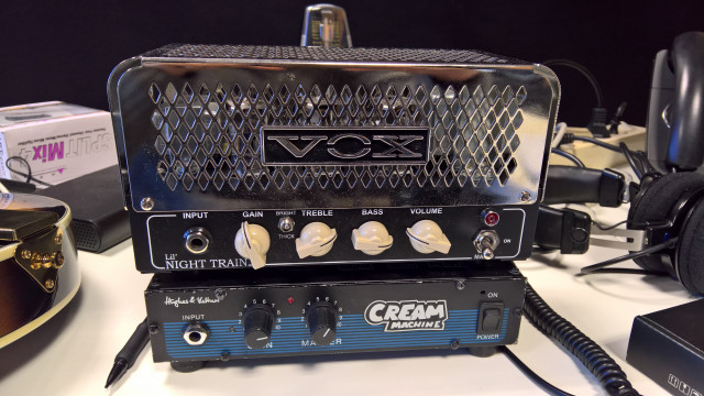 Vox lil night train