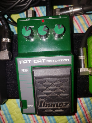 Ibanez FC10 Fat Cat Distortion MADE IN JAPAN