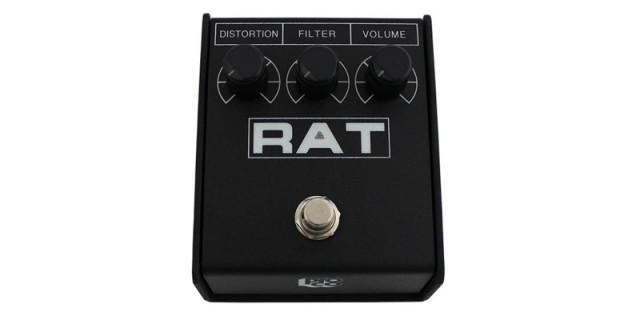 Proco RAT distorsión