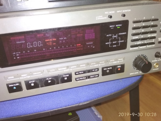 DAT SONY PCM-2700