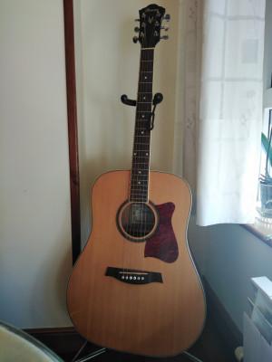 Guitarra Acústica Ibanez V74e-opn