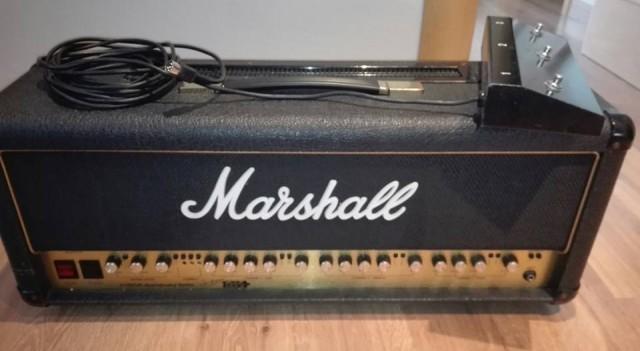 Vendo ; Marshall 6100(lead mod)