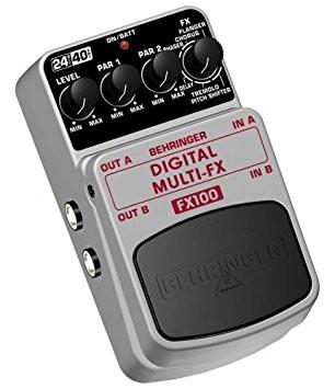 Behringer Digital Multi FX Delay, Tremolo, Flanger, etc