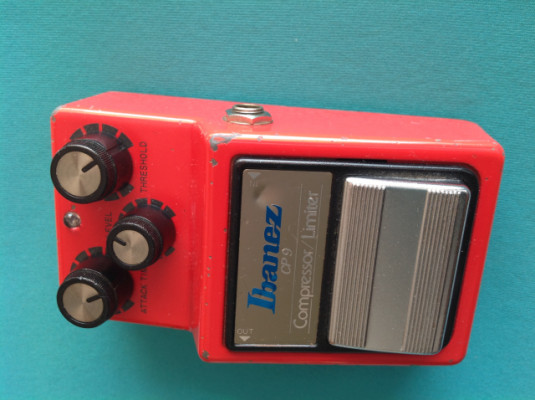 Compressor/Limiter Ibanez CP9 (Maxon)