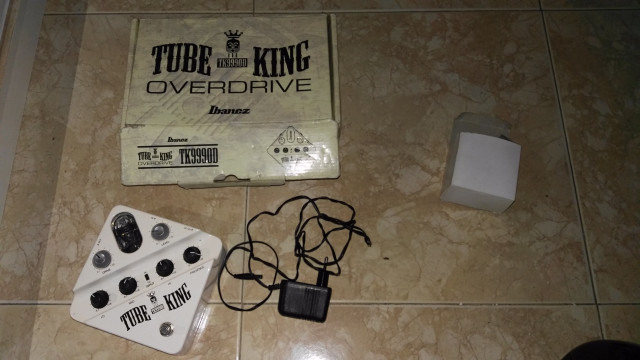 OVERDRIVE Ibanez Tone King TK999OD