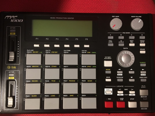 Akai MPC 1000 JJ OS XL2 Full