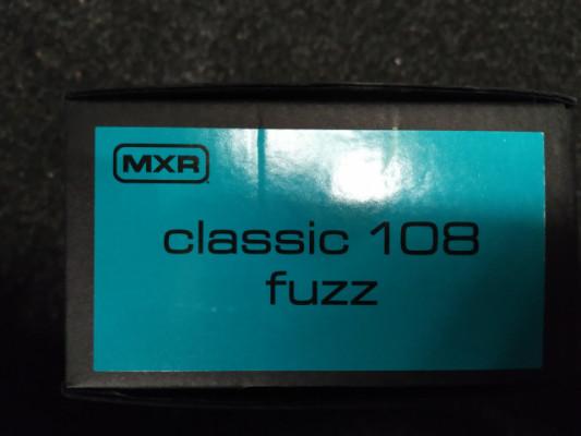 MXR classic fuzz