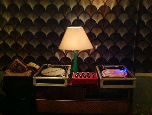 mixer E&S DJR400 (Fx, roja)