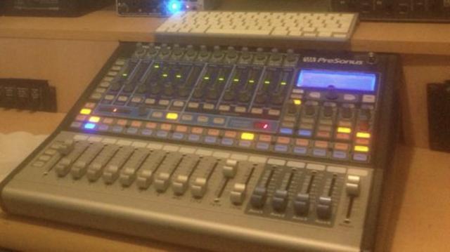 Equipo de grabación e instrumentos