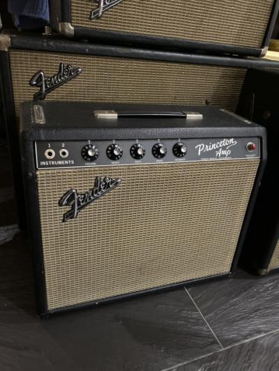 RESERVADO: Fender princeton del 66