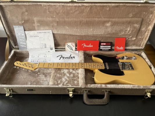 Fender Classic Player Baja Telecaster 50s (RESERVADA)