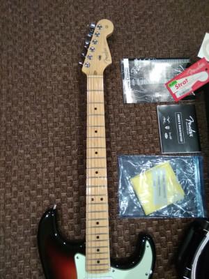 Fender stratocaster 60aniversario
