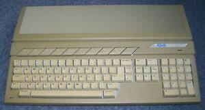 ORDENADOR ATARI 1040 STE (AMPLIADO 4 MEGAS RAM)