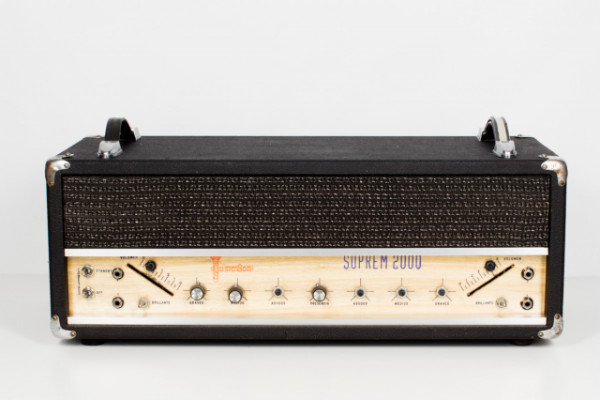 Musicson Suprem 2000 Amplificador Valvulas