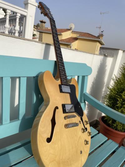 "Epiphone dot 335 ""fat neck"" ( Gibson classic 57)"
