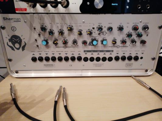 Sherman filter bank 2 rack